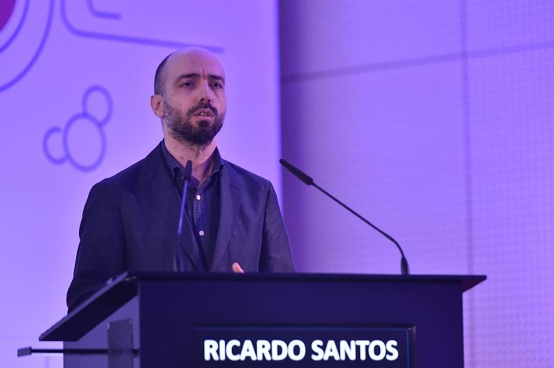 Ricardo Santos nas Jornadas de Medicina da Reprodução